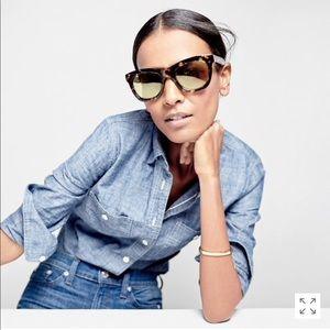 J. Crew Betty sunglasses, NWT